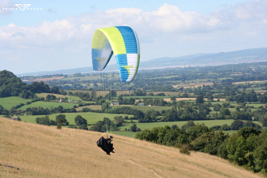 Hugh Miller wins the UK XC contest - 777gliders com