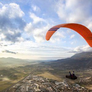 r-light 3 lightweight paraglider 3
